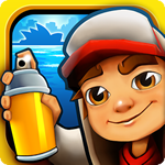 بازی subway-surfers