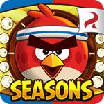 دانلود بازی اندروید انگری بردز Angry Birds Seasons 5.2.5 + مود