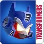 دانلود بازی Angry Birds Transformers 1.6.31 + دیتا + مود