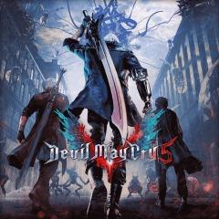 دانلود آپدیت 01.05 و دیتای بازی Devil May Cry 5 برای PS4
