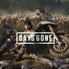 دانلود آپدیت 01.01 و دیتای بازی دیز گان ، Days Gone برای PS4