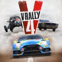 دانلود آپدیت و دیتای بازی وی-رالی 4 ، V-Rally 4 برای PS4