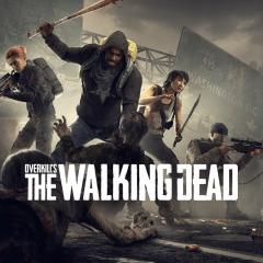 دانلود آپدیت و دیتای بازی OVERKILL's The Walking Dead برای PS4