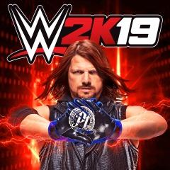 دانلود آپدیت 1.04 و دیتای بازی کشتی کج 19 WWE 2K19 برای PS4