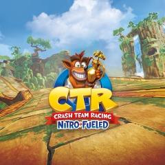 دانلود آپدیت و دیتای بازی Crash Team Racing Nitro-Fueled برای PS4