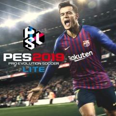 دانلود آپدیت و دیتای بازی پس 2019 لایت PES 2019 Lite برای PS4